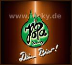 HoPa, Bier, Logo, Etikett
